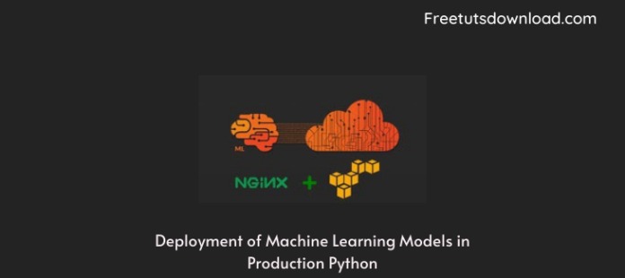 Deployment of Machine Learning Models in Production Python