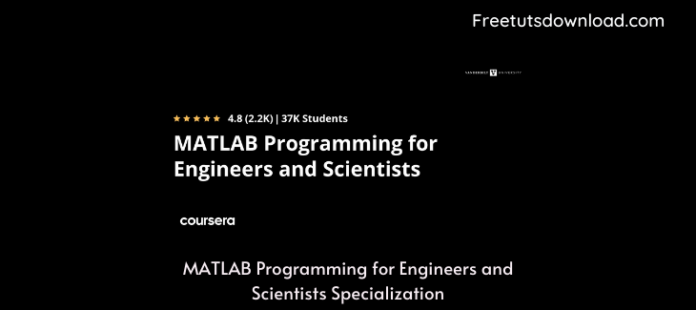 MATLAB Programming for Engineers and Scientists Specialization