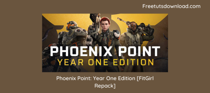 Phoenix Point: Year One Edition [FitGirl Repack]