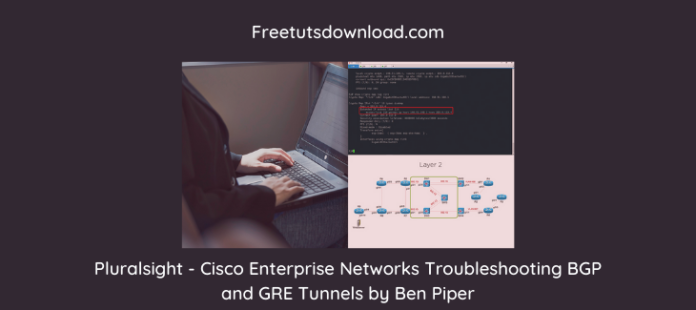 Cisco Enterprise Networks Troubleshooting BGP and GRE Tunnels