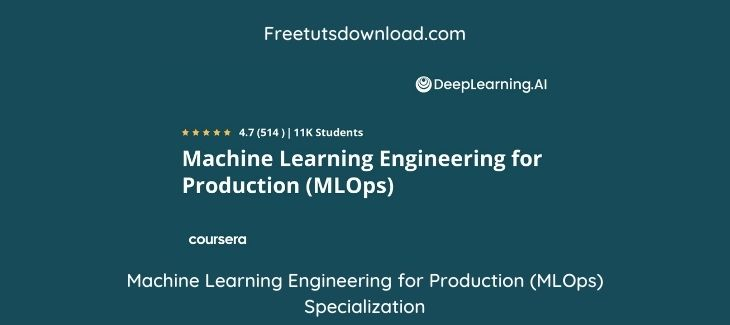 Machine Learning Engineering for Production (MLOps) Specialization