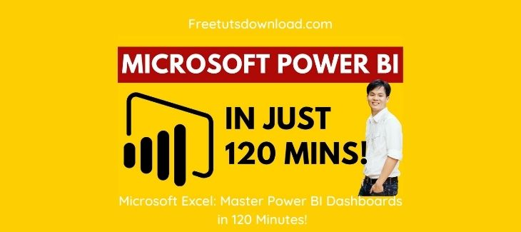 Microsoft Excel Master Power BI Dashboards in 120 Minutes