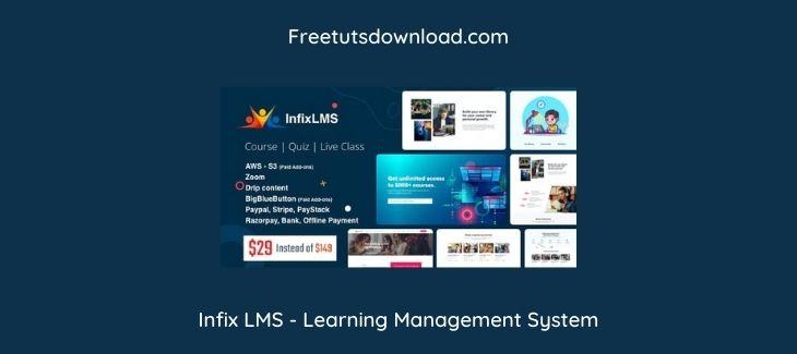 Infix LMS - Learning Management System v3.0.5