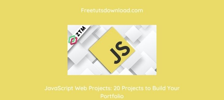 JavaScript Web Projects 20 Projects to Build Your Portfolio