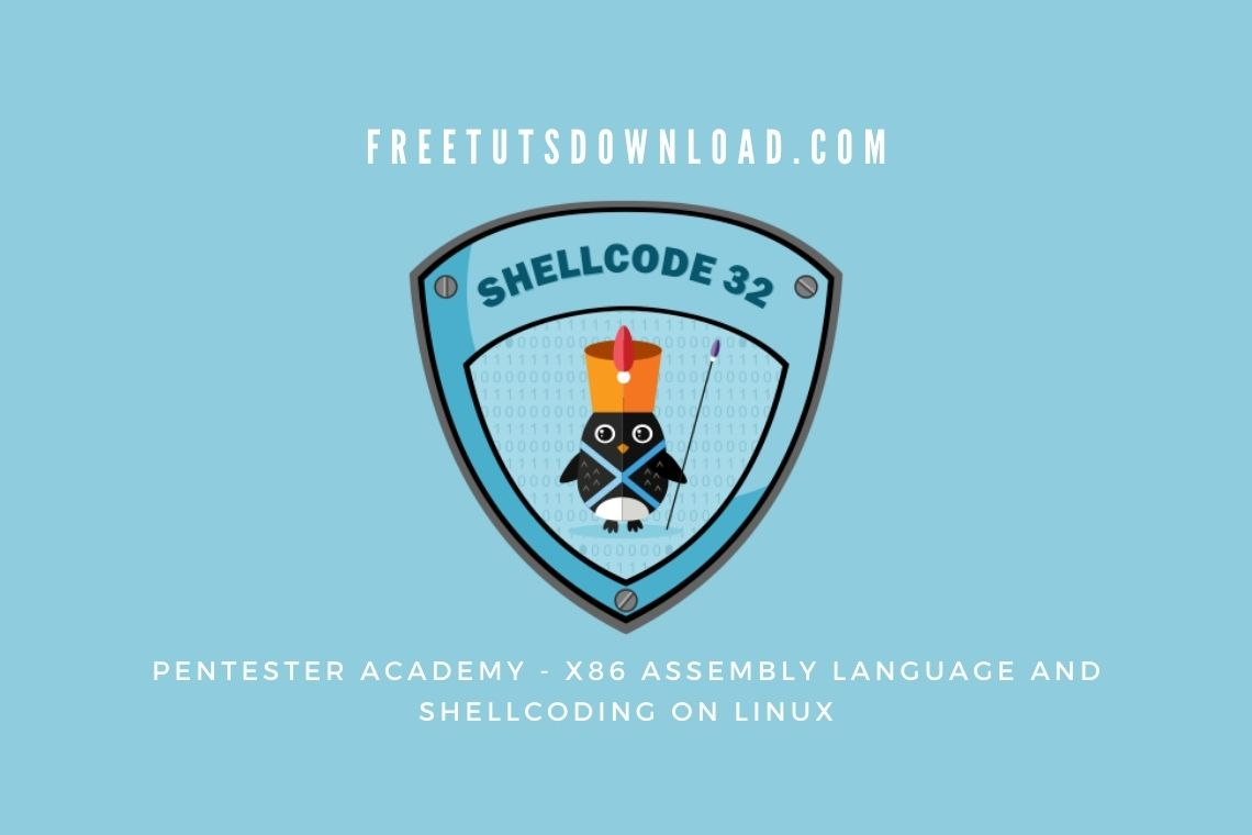 Pentester Academy - x86 Assembly Language and Shellcoding on Linux