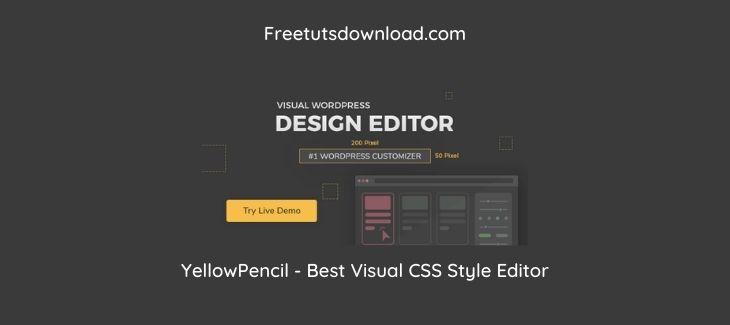 YellowPencil - Best Visual CSS Style Editor