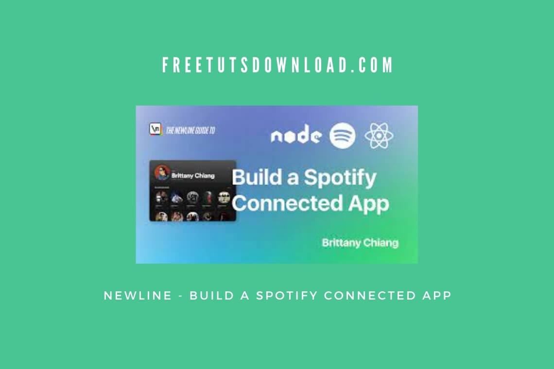 Newline - Build a Spotify Connected App