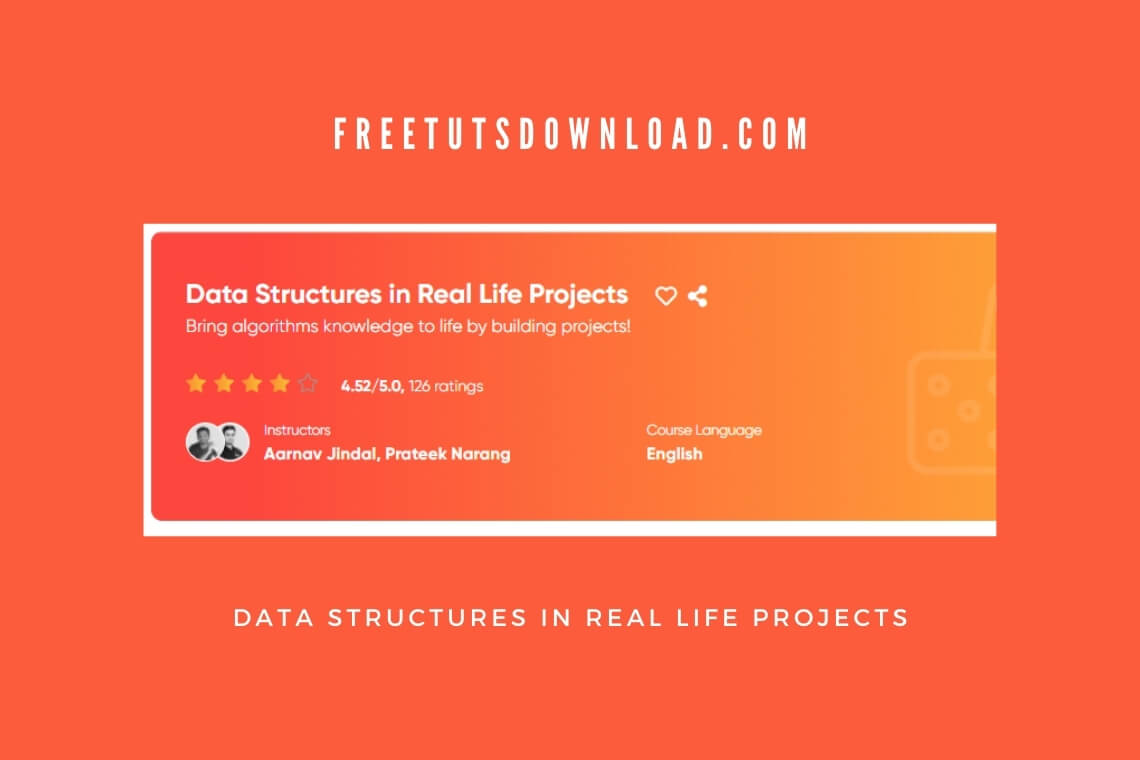 Data Structures in Real Life Projects