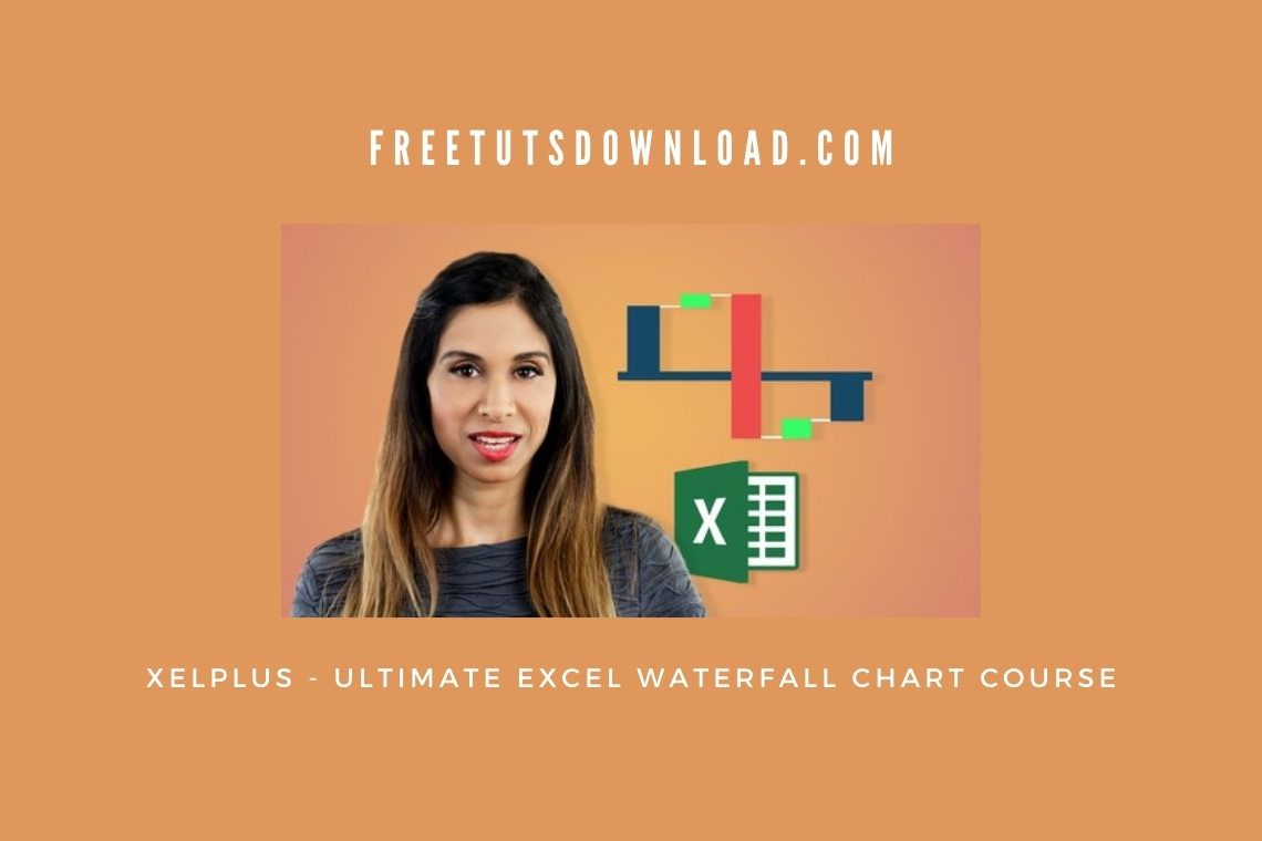 XELPLUS - Ultimate Excel Waterfall Chart Course