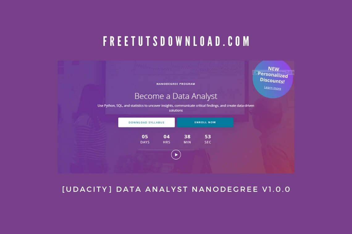 [udacity] Data Analyst Nanodegree V1.0.0